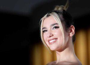 WATCH: Dua Lipa Hosts 'Jimmy Kimmel Live' And Interviews Gwen Stefani