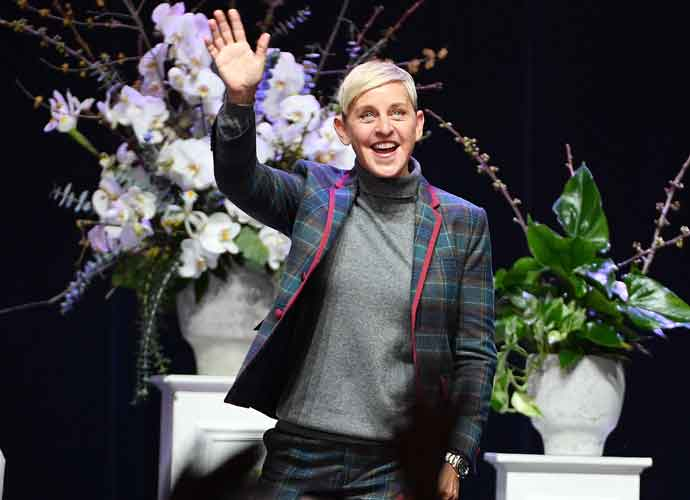 Ellen DeGeneres Fires 3 Top Producers As Investigation Of 'Toxic' Work Environment Continues