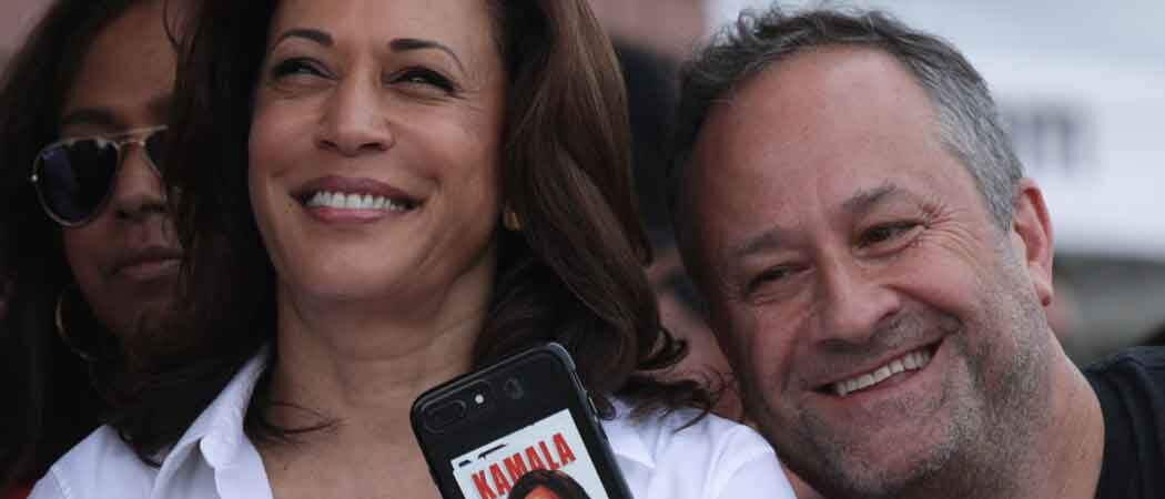 Who Is Kamala Harris' Husband, Douglas Emhoff? Everything You Need To Know