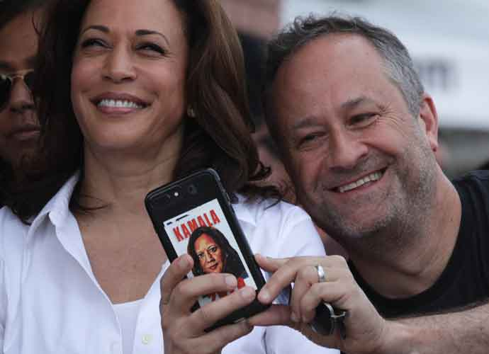 Douglas Emhoff, Kamala Harris' Husband, Takes Leave From Law Firm