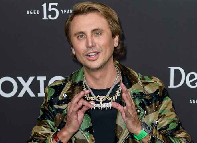 Reality Star Jonathan Cheban Robbed Of $250,000 Watch At Gun-Point In New Jersey