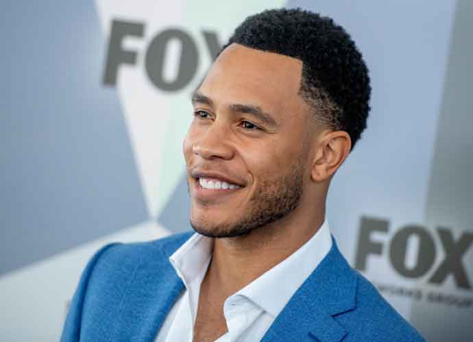 VIDEO EXCLUSIVE: Trai Byers Explains Why New Movie 'The 24th' Resonates With BLM