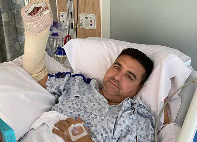 'Cake Boss' Buddy Valastro Destroys Hand In Bowling Machine, Saved By Sons