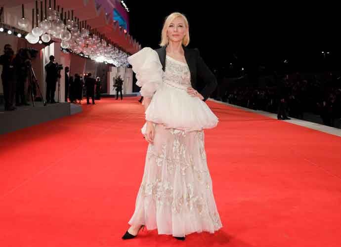 Cate Blanchett Stuns At The 77th Annual Venice Film Festival