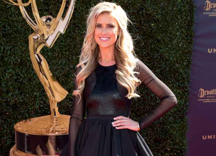 Christina Anstead Seen With Wedding Ring After Divorce Announcement