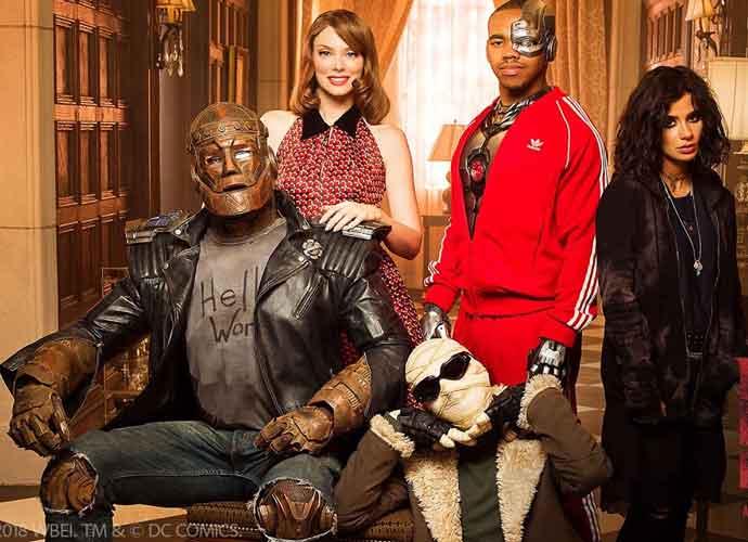 'Doom Patrol' Renewed For A Third Season