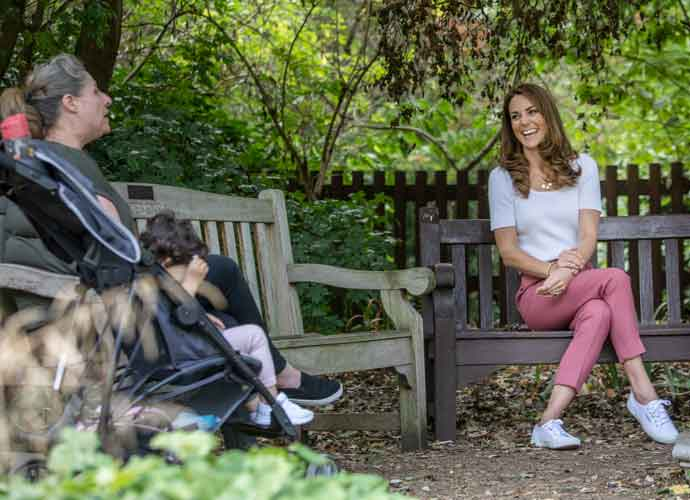 Kate Middleton Visits With Parents Suffering In COVID-19 Pandemic