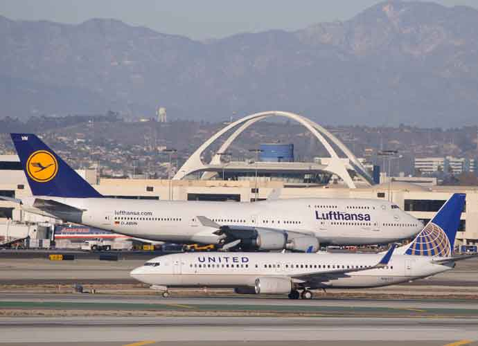 Man Flying In A 'Jetpack' Spotted Near LAX Airport At 3,000 Feet In The Air