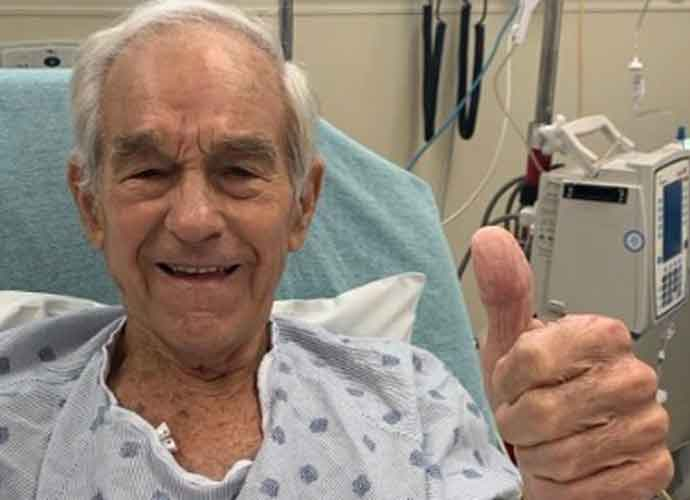 Ron Paul Hospitalized After Suffering 'Medical Incident' During Livestream