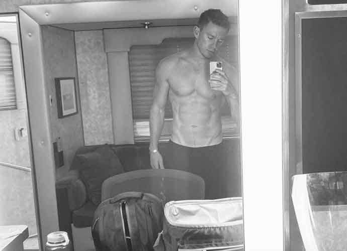 Channing Tatum Shows Off Ripped 6-Pack In Shirtless Body Photos Shared On Social Media