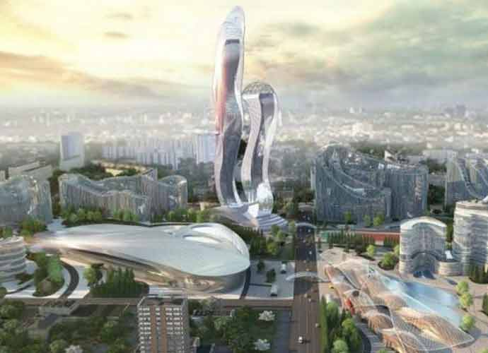 Singer Akon Announces Plans To Build Utopian City In Senegal, Akon City