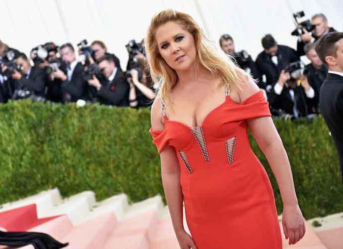 Amy Schumer Reveals She's Been Diagnosed With Lyme Disease