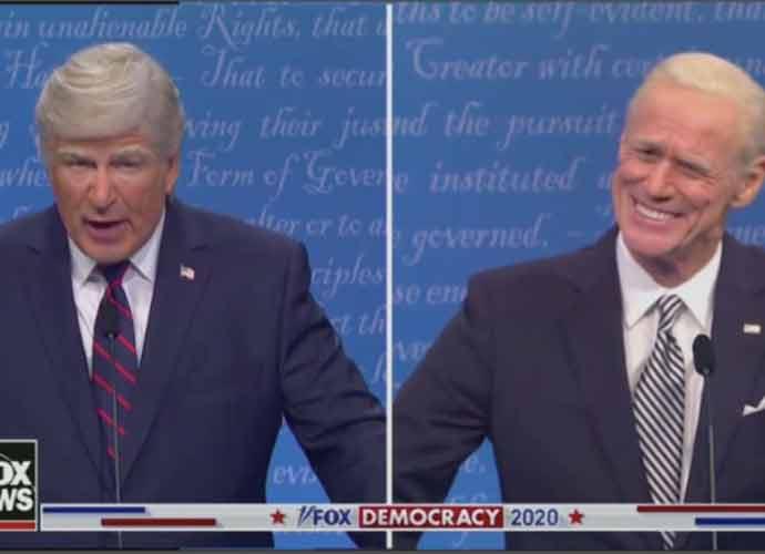 WATCH: 'Saturday Night Live' Mocks Trump's Manic Presidential Debate Performance