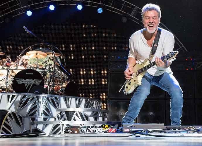 Eddie Van Halen, Co-Founder Rock Band Van Halen, Dies At 65