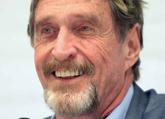 Cybersecurity Software Pioneer John McAfee Arrested In Spain On Tax Evasion Charges