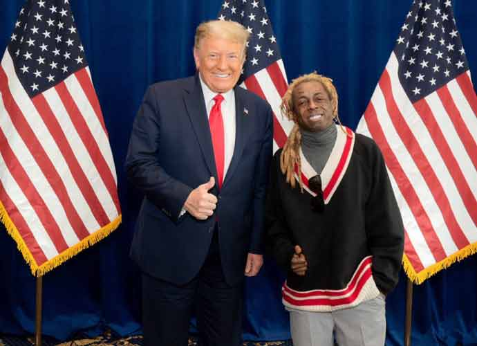 Rapper Lil Wayne Endorses Donald Trump, Gets Slammed By Fans On Social Media