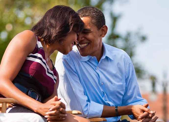 Barack & Michelle Obama Celebrate 28th Wedding Anniversary By Asking Americans to Vote
