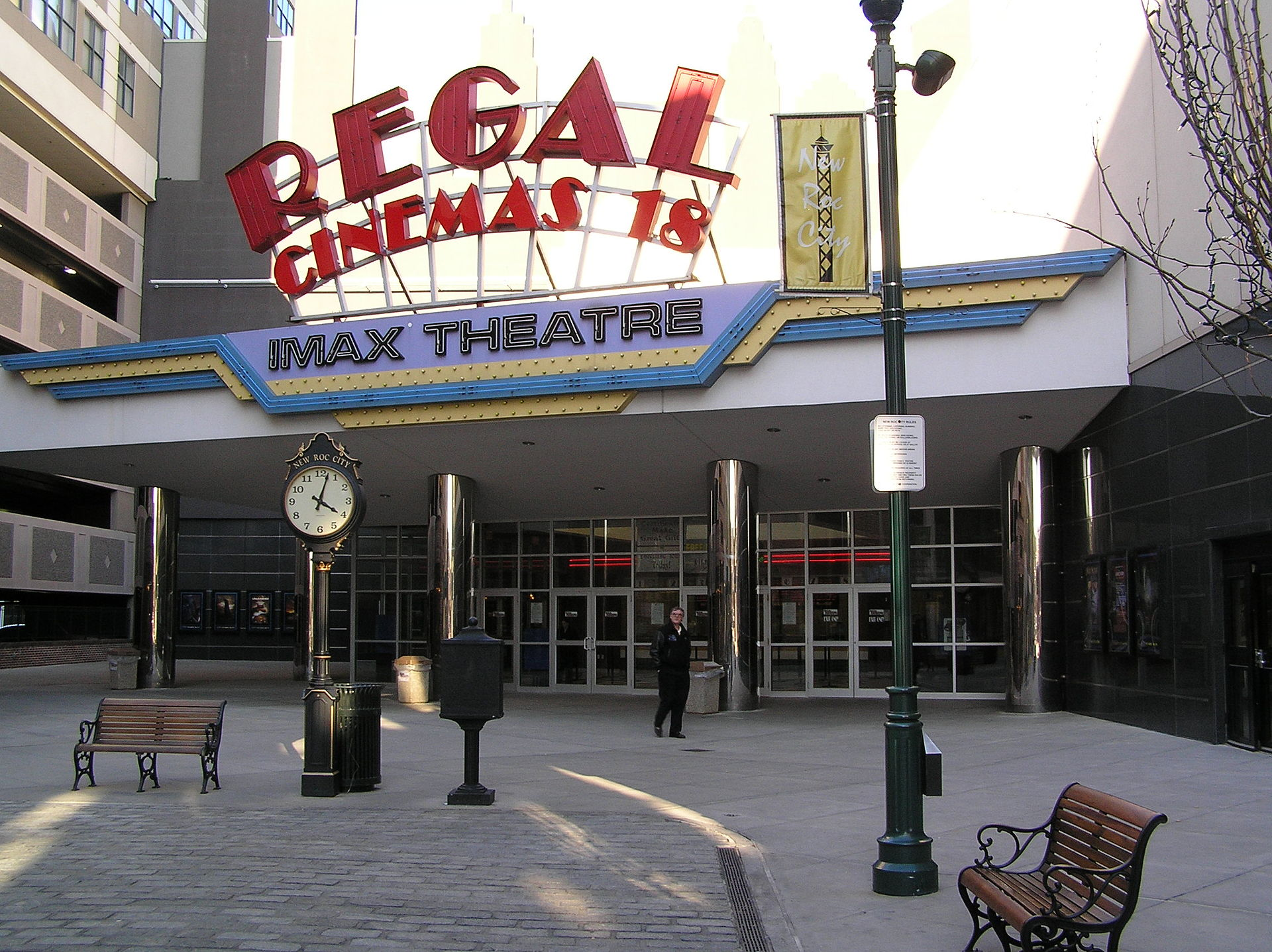 Regal Cinemas To Close All Theaters In The U.S. & U.K. Due To Pandemic