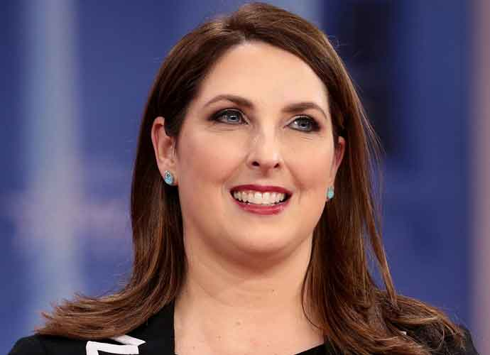 Republican National Committee Chairwoman Ronna McDaniel Tests Positive For COVID-19