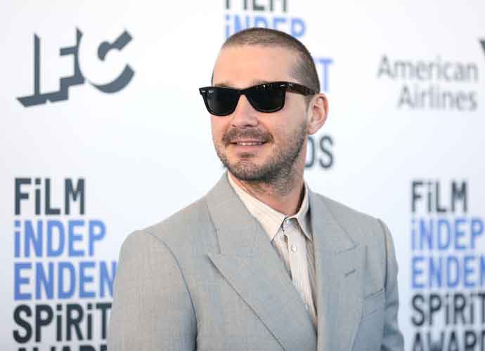 Shia LeBeouf Charged With Misdemeanor Battery & Petty Theft After Stealing A Hat