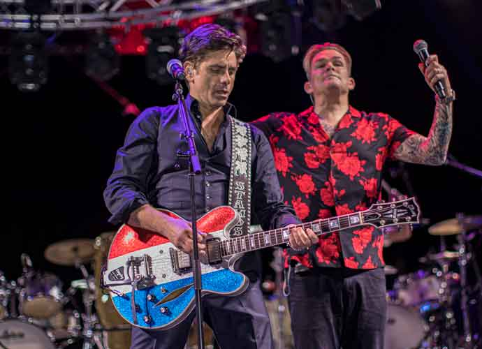 John Stamos & Mark McGrath Perform At The Del Mar Fairgrounds