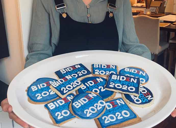 Taylor Swift Endorses Joe Biden For President With A Batch Of Cookies