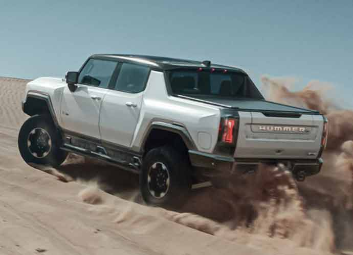 GMC Introduces $112,000 Hummer EV, Dubbed 'The World's First Super Truck'
