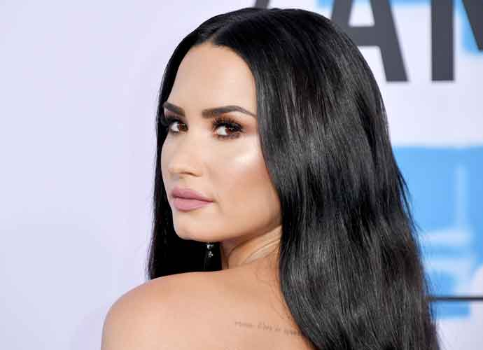 Demi Lovato Jokes About Max Ehrich Breakup Hosting People's Choice Awards [Winners' List]