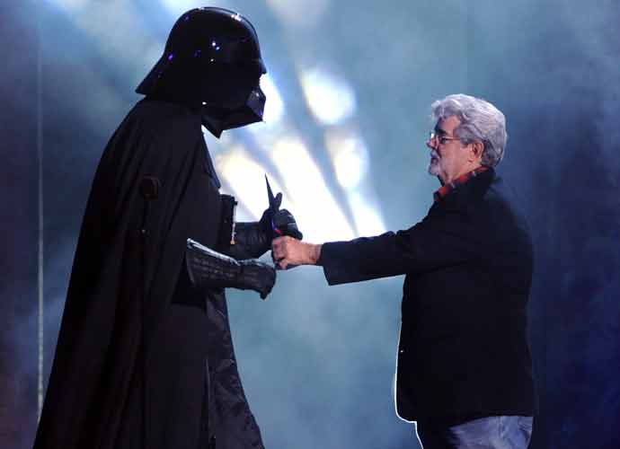 George Lucas Reveals His Original Plan For The 'Star Wars' Sequel Trilogy