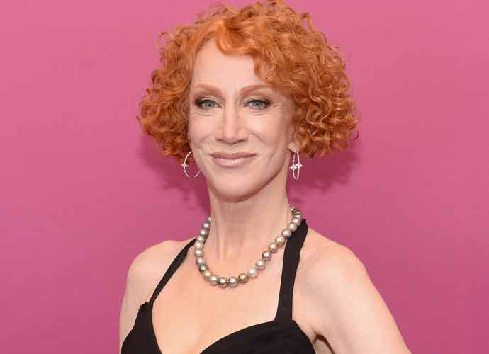 Kathy Griffin Retweets Her Picture Of Trump Decapitated After President Falsely Claims Election Victory