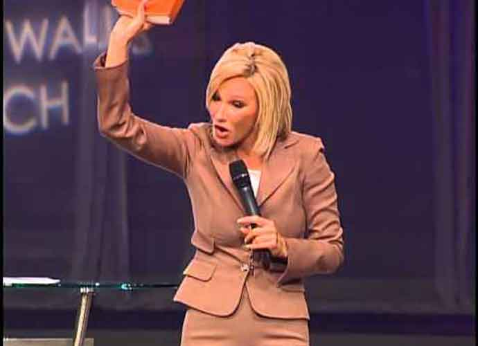 Speaking In Tongues, Televangelist Paula White Called On Angels To Help Donald Trump
