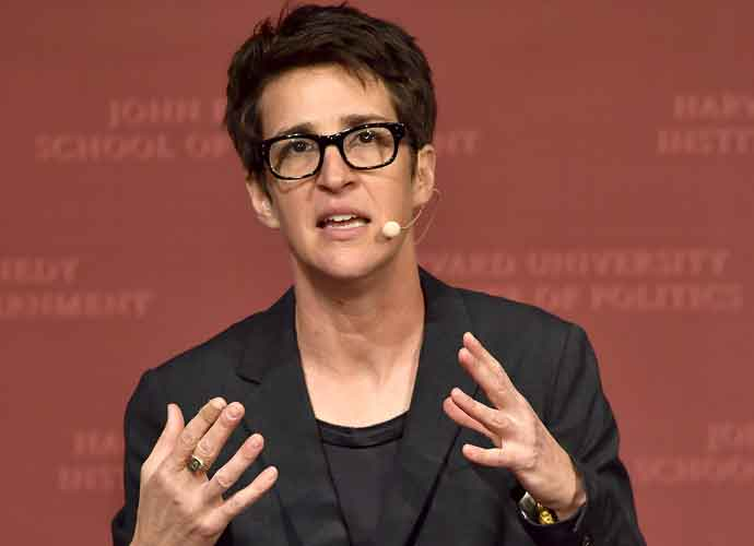 WATCH: Rachel Maddow Reveals Partner Susan Mikula Was Almost Killed By COVID-19