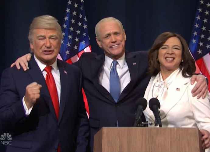 WATCH: 'Saturday Night Live' Marks Trump Loss – & Biden Victory
