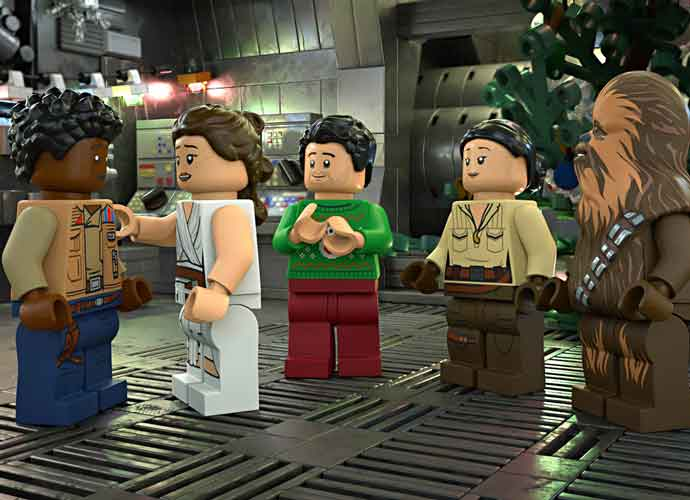 WATCH: New Trailer For 'The LEGO Star Wars Holiday Special'