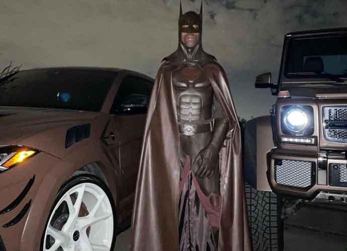 Travis Scott Deletes Instagram Account After Fans Mock His Halloween Costume