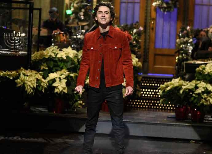 WATCH: Timothee Chalamet Makes 'Saturday Night Live' Hosting Debut