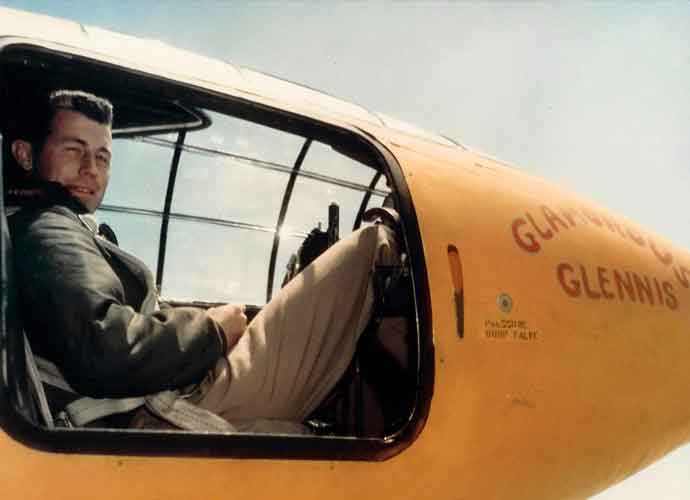 Chuck Yeager, First Man To Break The Sound Barrier, Dies At 97