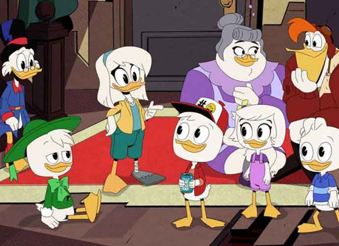 2017 Reboot Of 'Ducktales' To End After Season 3