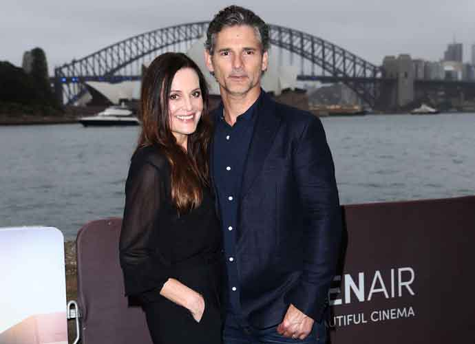 Eric Bana & Wife Rebecca Gleeson Attended Australian Premiere Of 'The Dry' In Sydney
