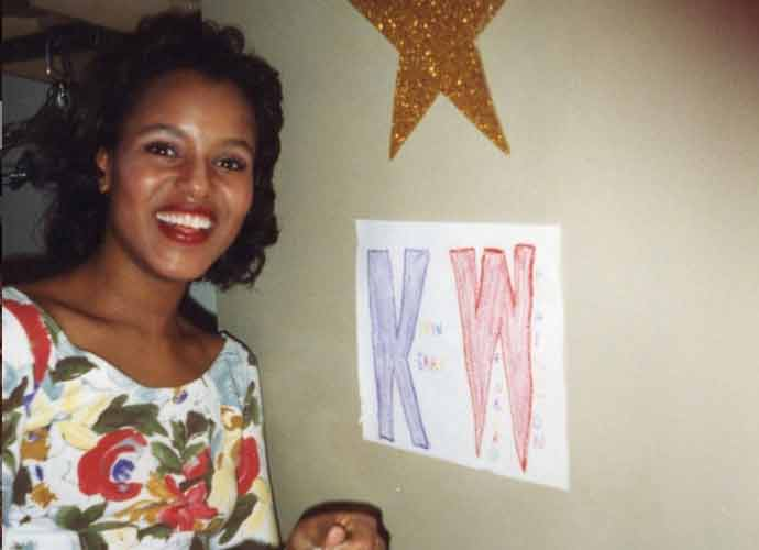 Kerry Washington Promotes New Netflix Film 'The Prom' By Posting College Throwback