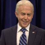 'Saturday Night Live' Debuts Alex Moffat As Its New Joe Biden