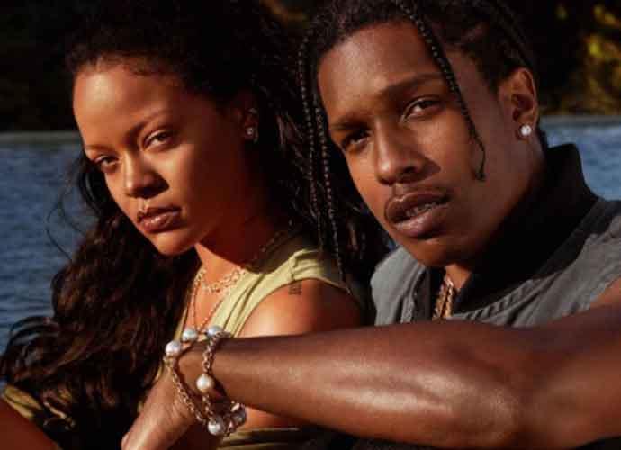 Rihanna & A$AP Rocky Are Officially A Couple