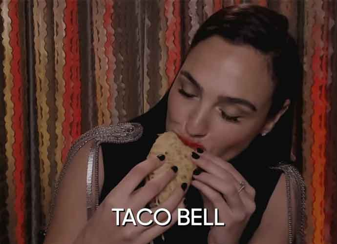 WATCH: Gal Gadot Tries Taco Bell & Ho-Hos For First Time With Jimmy Fallon