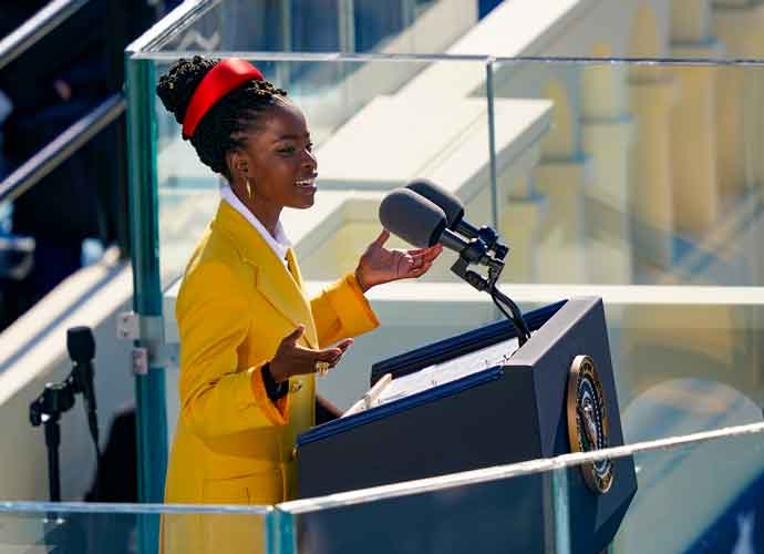 WATCH: Amanda Gorman Brings Poetry To The Super Bowl To Honor Pandemic Heros
