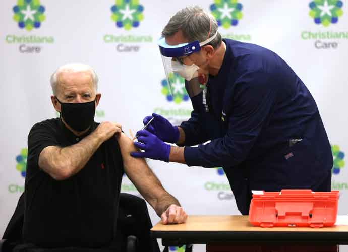 Joe Biden Receives Second COVID-19 Vaccine Dosage
