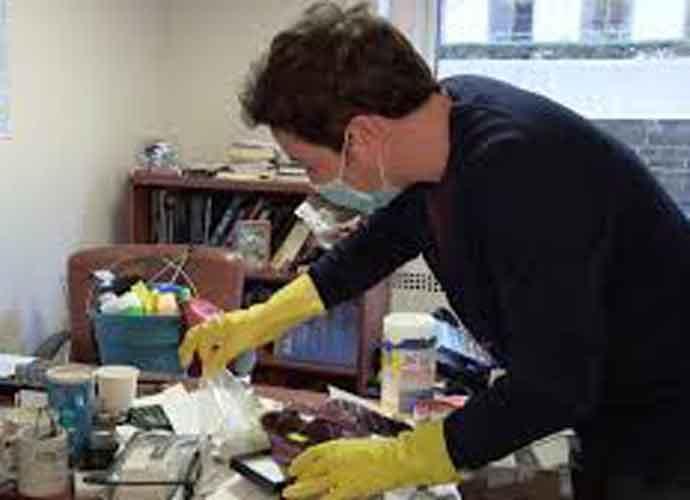 WATCH: Jimmy Fallon Cleans Out MSNBC Journalist Steve Kornacki's Office