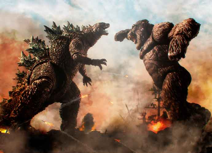 WATCH: First Trailer For 'Godzilla Vs. Kong' Released