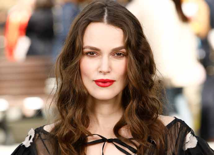 Keira Knightley Says She Won't Do Any Sex Scenes For Male Directors