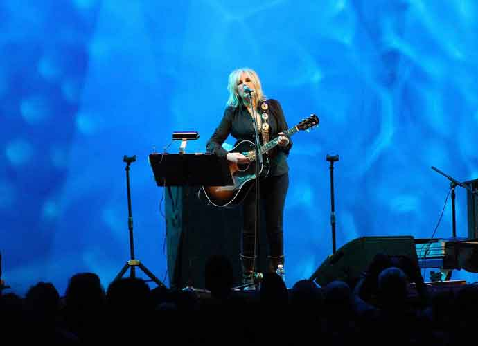 Lucinda Williams Recovering After A Stroke & One Week In ICU In November