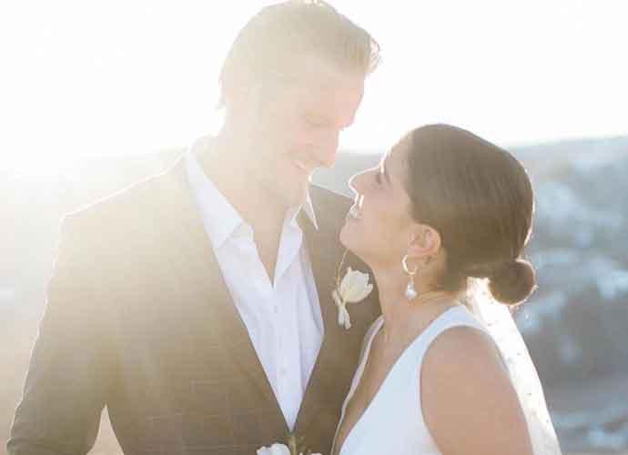 Alexander Ludwig Marries Fiance Lauren Dear In Utah